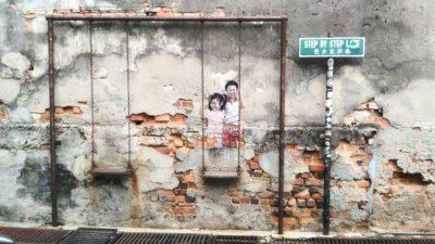 Penang - graffiti